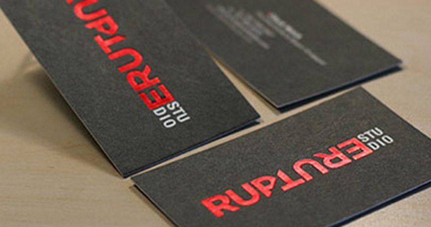 Luxury business cards high end business cards design and printing foil business cards are printed in full color on both sides of the card you can add extra with foil stamping color embossing debossing color edging colourmoves