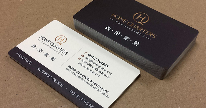 Luxury Business Cards High End Business Cards Design And